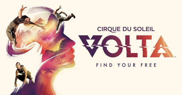 VOLTA by シルク・ドゥ・ソレイユ - VOLTA by Cirque Du Soleil @ Under The White Big Top, The Port Lands, Toronto ON