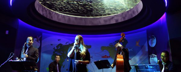 Friday Night Jazz at Ripley's Aquarium of Canada @ Toronto | Ontario | カナダ