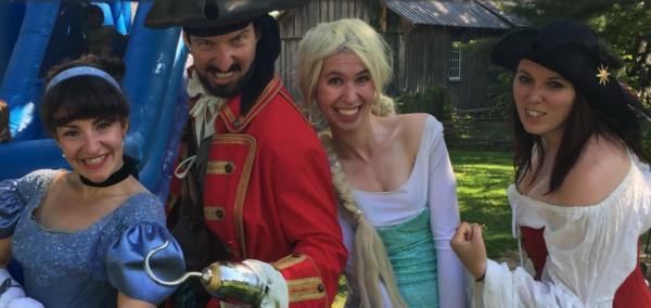 パイレーツ・アンド・プリンセス(Pirates and Princesses) @ Black Creek Pioneer Village | Toronto | Ontario | カナダ