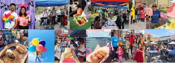 スプリング・パークデール(Spring into Parkadle sidewalk festival & night market) @ Parkadle | Toronto | Ontario | カナダ