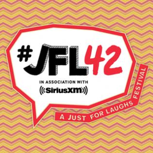 #JFL42 | Just for Laughs 42 @ トロント | オンタリオ | カナダ