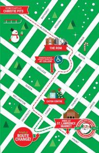 サンタクロース・パレード / Santa Clause Parade 2018