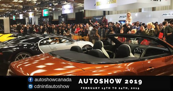 2019 カナディアン・インターナショナル・オートショー/2019 Canadian International Autoshow @ Metro Toronto Convention Centre | Toronto | Ontario | カナダ