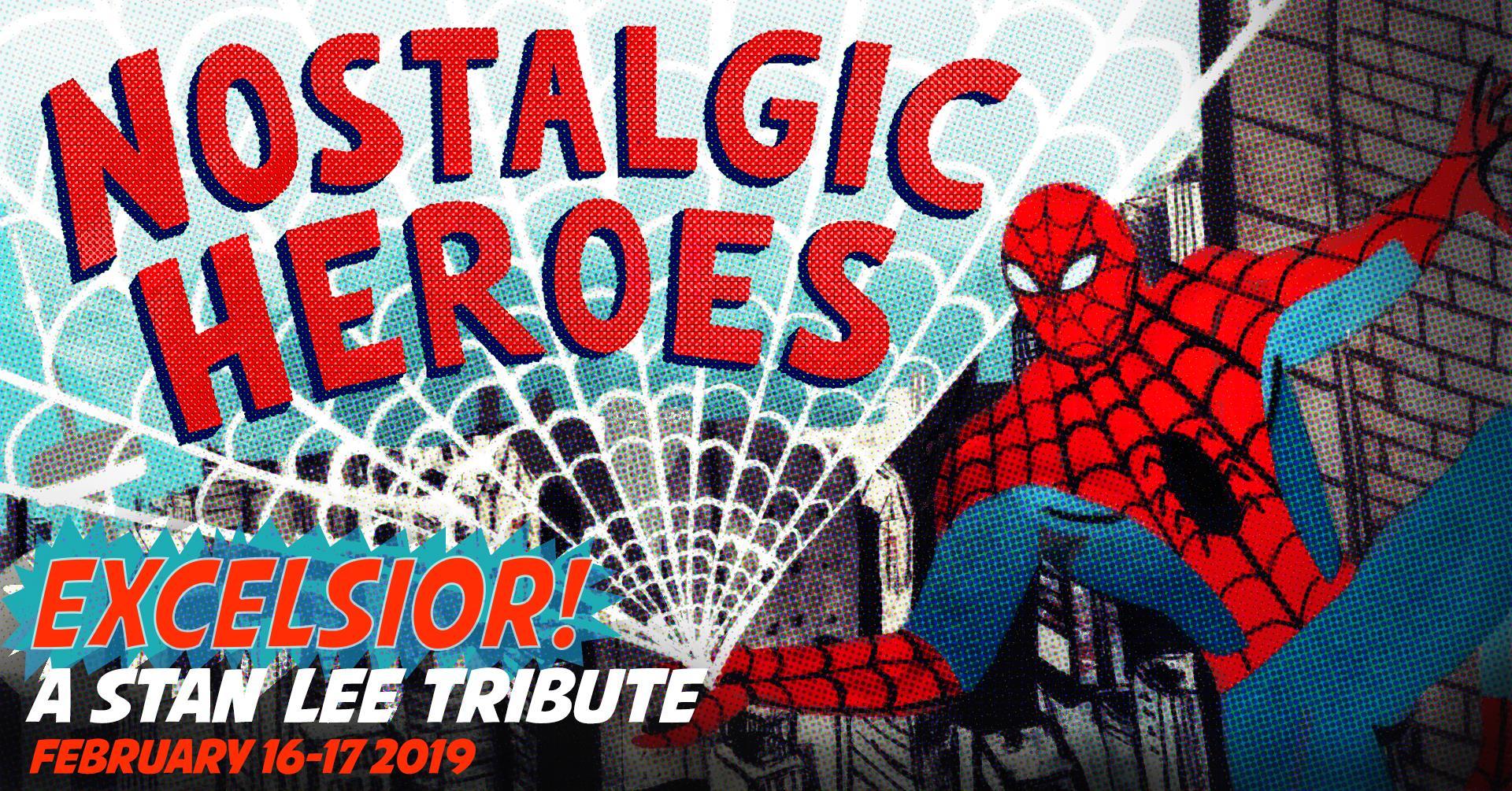 Excelsior! Stan Lee Tribute