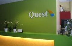 Quest reception