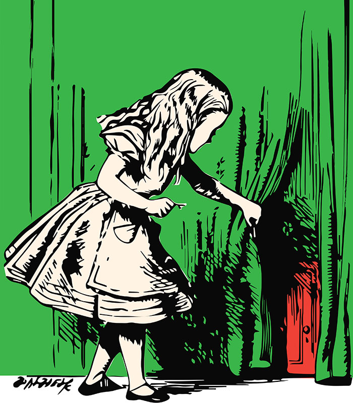 Alice Adjacent: Lewis Carroll and his Victorian World