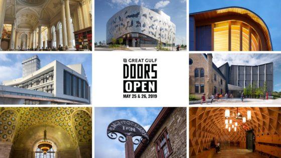 ドア・オープン・トロント(Doors Open Toronto) @ トロント市内の建物150ヶ所 | トロント | オンタリオ | カナダ