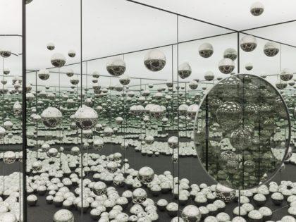 草間彌生 - 『無限の鏡の間』オープニング/AGO Infinity Mirror Room Opening @ Art Gallery of Ontario | Toronto | Ontario | カナダ