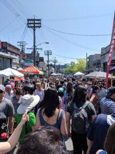 ケンジントン・マーケット - ペデストリアン・サンデー/Pedestrian Sundays @ Kensington Market | トロント | オンタリオ | カナダ