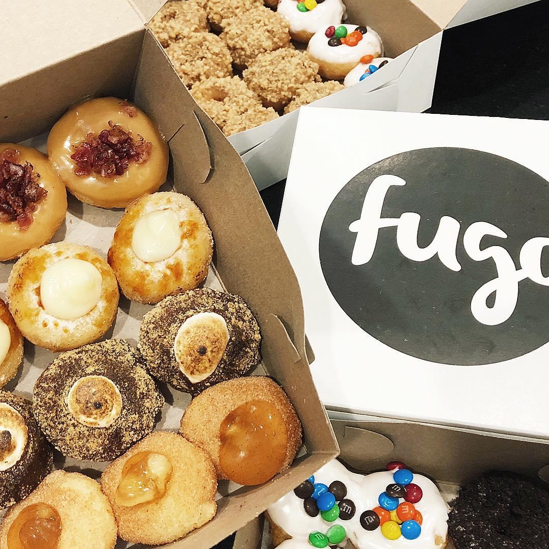 Fugo Desserts