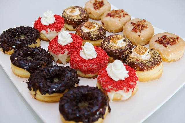Jelly Modern Donuts