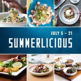 サマーリシャス 2019/Summerlicious 2019 @ トロント市内各地のレストラン