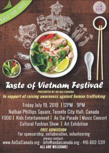 テイスト・オブ・ベトナム/Taste of Vietnam @ Nathan Phillips Square | Toronto | Ontario | カナダ