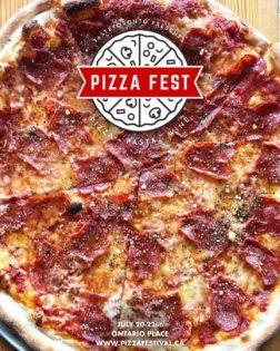 ピザ・フェスト/Pizza Fest @ The West Island At Ontario Place | トロント | オンタリオ | カナダ
