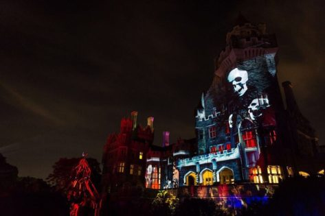 レジェンズ・オブ・ホラー@カサ・ロマ/Legends of Horror at Casa Loma 2019 @ Casa Loma | Toronto | Ontario | カナダ