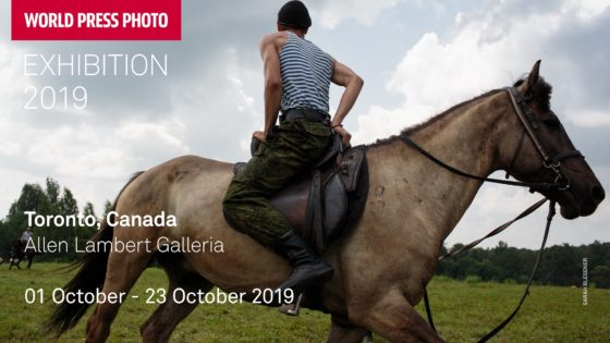 世界報道写真展/World Press Photo Exhibition 2019 @ Brookfield Place, Allen Lambert Galleria | Toronto | Ontario | カナダ
