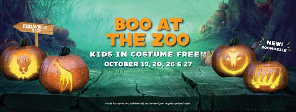 ブー・アット・ザ・ズー/Boo at the Zoo @ Toronto Zoo | Toronto | Ontario | カナダ