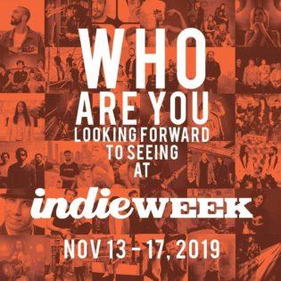 インディー・ウィーク/Indie Week @ トロントダウンタウン各地のライブハウス等
