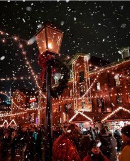 トロント・クリスマス・マーケット/Toronto Christmas Market 2019 @ Distillery Historic District | トロント | オンタリオ | カナダ