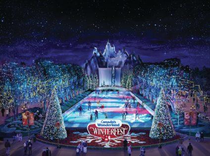 ウインターフェスト/ WinterFest@Canada's Wonderland @ Canada's Wonderland | Vaughan | Ontario | カナダ