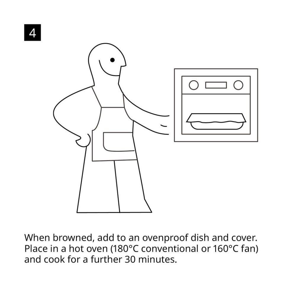 IKEAミートボールレシピ