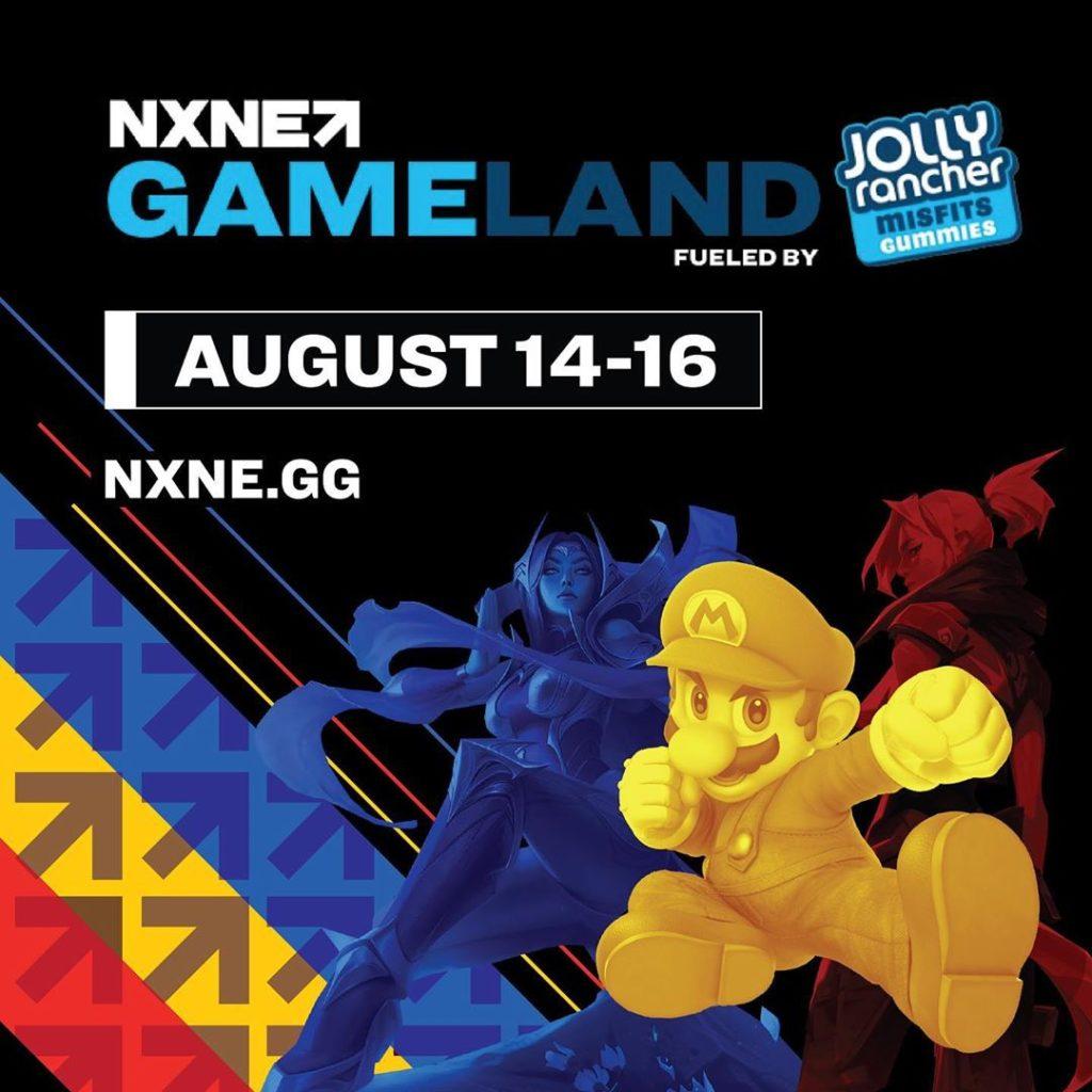 NXNEゲームランド