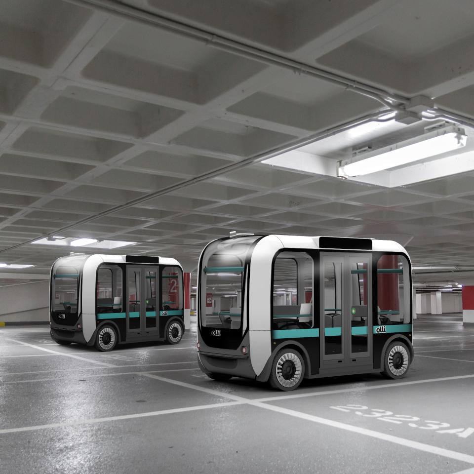 トロント市が来年春に近未来型の自動運転シャトルバスを導入することを発表!