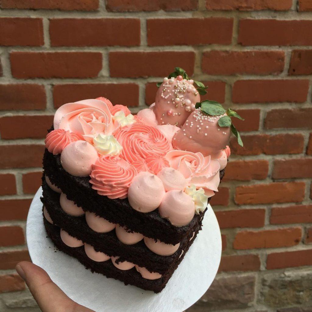 トロントでバレンタイン限定商品を配達可能なチョコレート&デザート屋さん13 - デザート・レディ