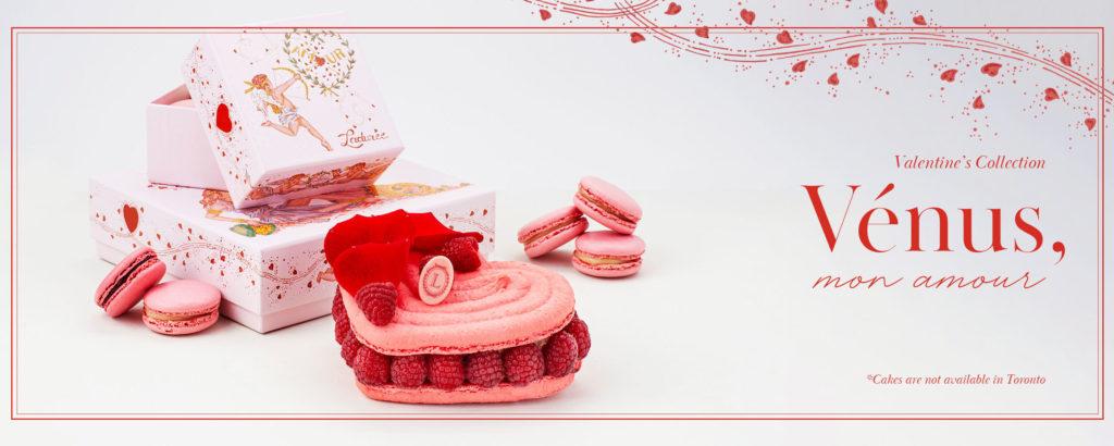 トロントでバレンタイン限定商品を配達可能なチョコレート&デザート屋さん13 - ラデュレ