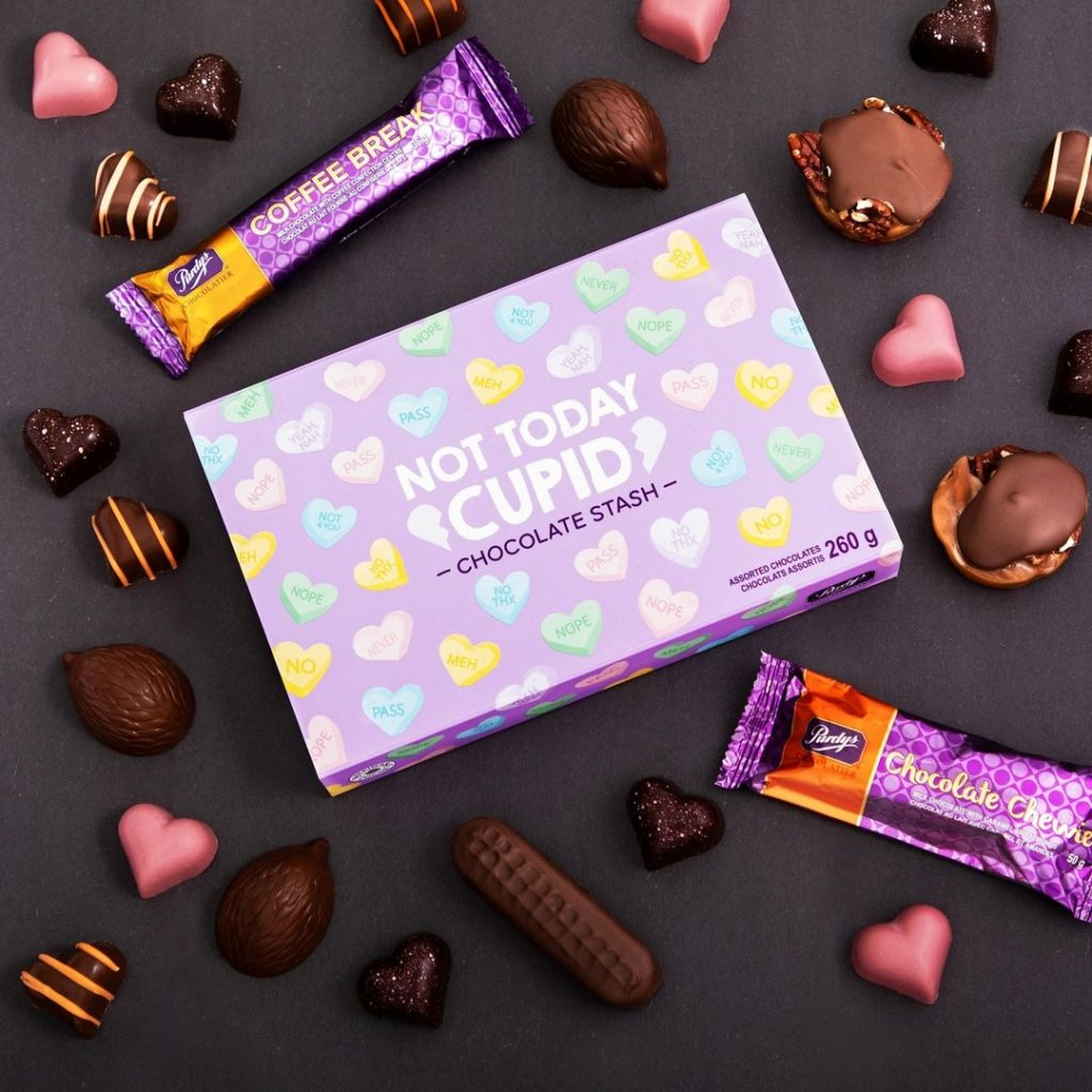 トロントでバレンタイン限定商品を配達可能なチョコレート&デザート屋さん13 - パーディーズ