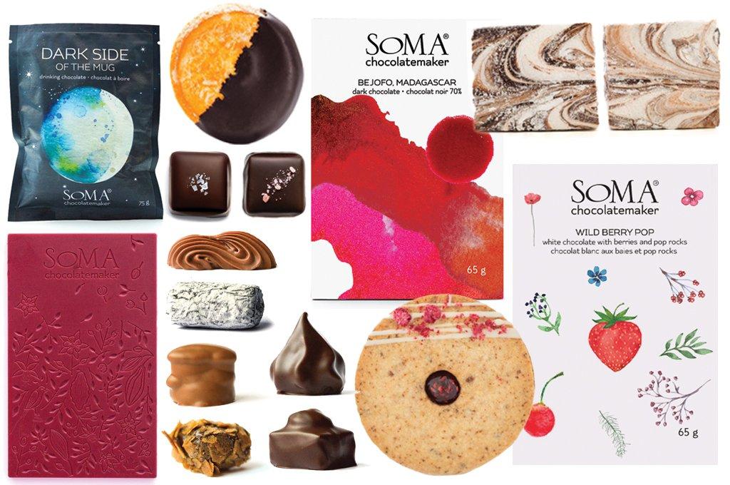 トロントでバレンタイン限定商品を配達可能なチョコレート&デザート屋さん13 - ソーマ