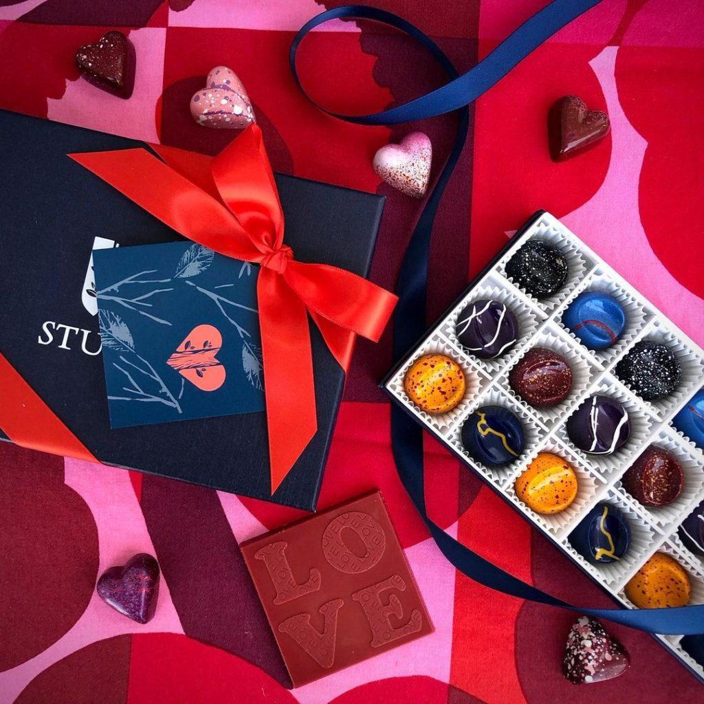トロントでバレンタイン限定商品を配達可能なチョコレート&デザート屋さん13 - スタブ