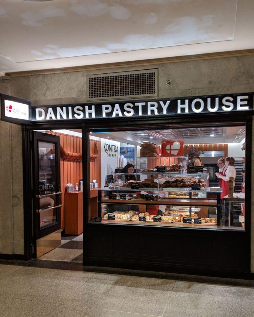 デニッシュ・ペストリー・ハウス