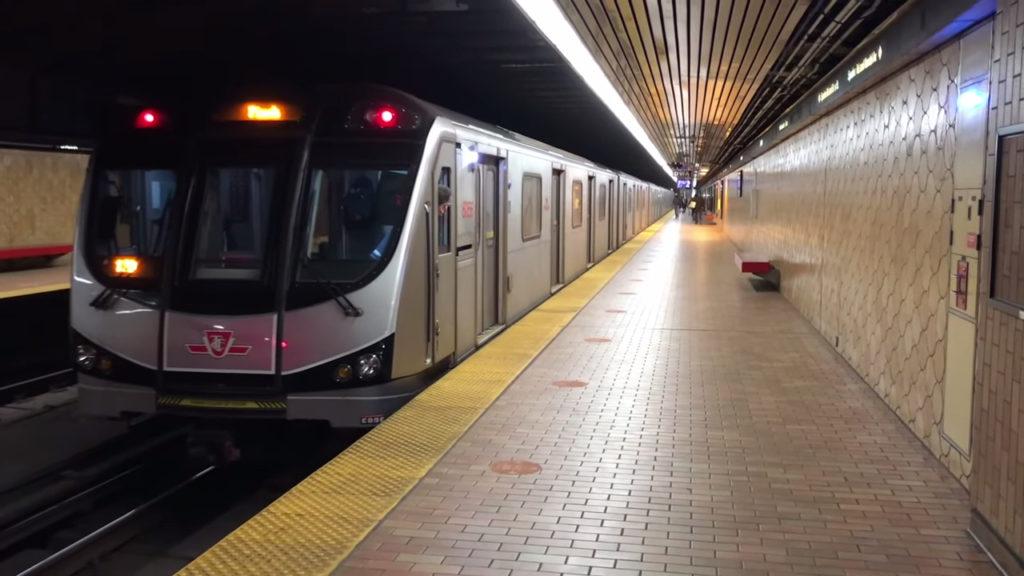 TTCトロント地下鉄の始まり