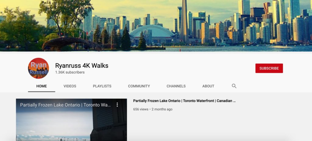 Ryanruss 4K Walks
