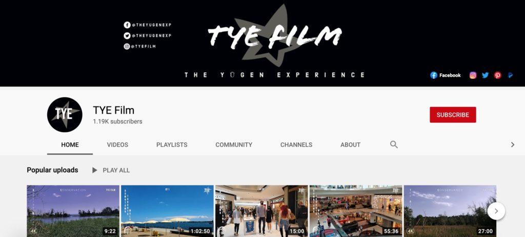 TYE Film