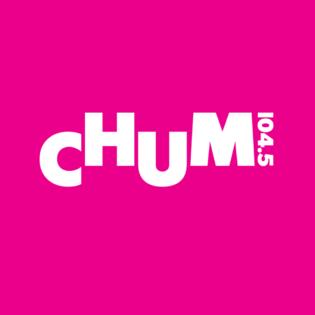 CHUM 104.5